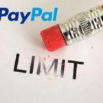 Какие существуют лимиты в PayPal и как их повысить?